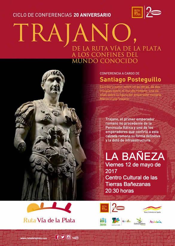 conferencia-santiago-posteguillo-ruta-de-plata-en-la-baneza1