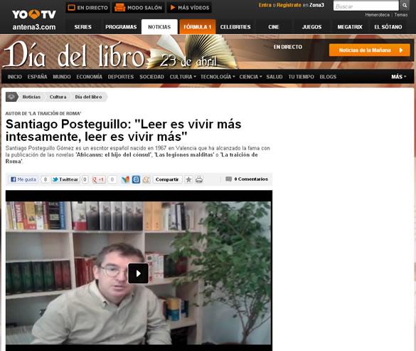 santiago_posteguillo_dia_del_libro_2012