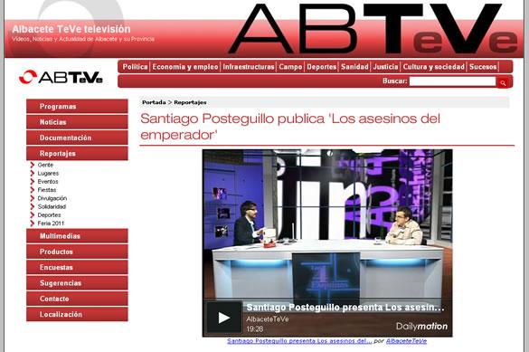 santiago_posteguillo_entrevista_abteve