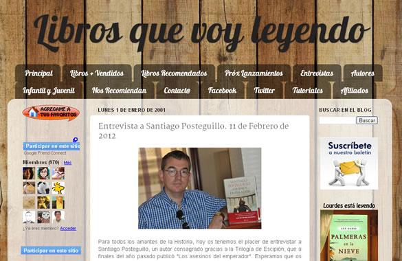 santiago_posteguillo_entrevista_libros_que_voy_leyendo