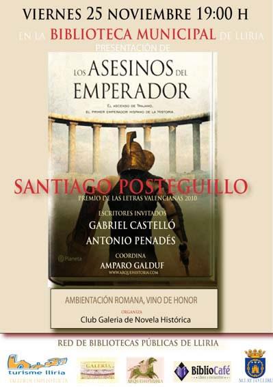 santiago_posteguillo_eventos_presentacion_lliria1