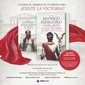 Conferencia en Valencia 6 oct 2020