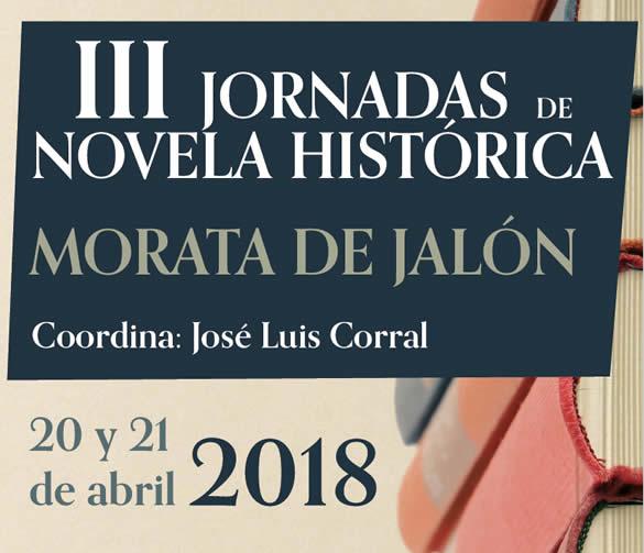 III Jornadas de novela historica Morata de Jalon