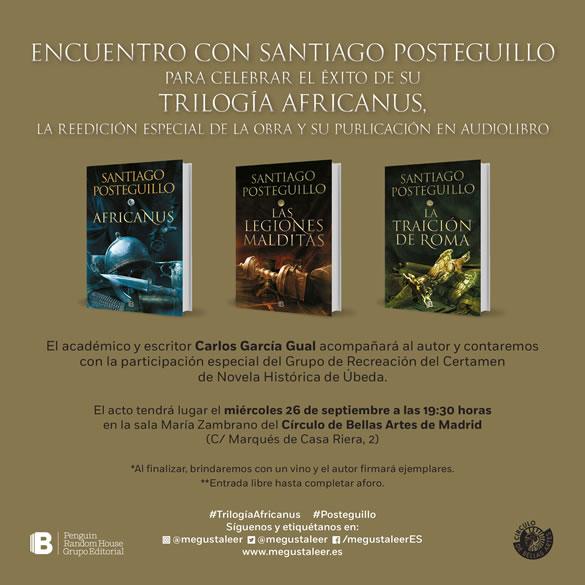 Invitacion AFRICANUS- 585x585