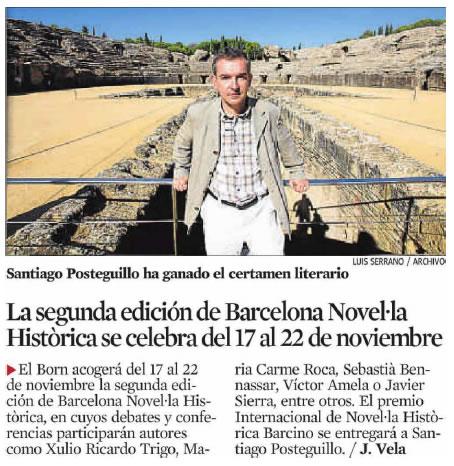 la-vanguardia-barcelona-novela