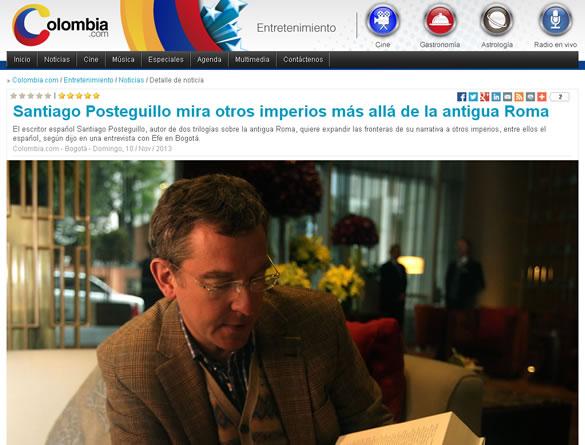 santiago-posteguillo-colombia