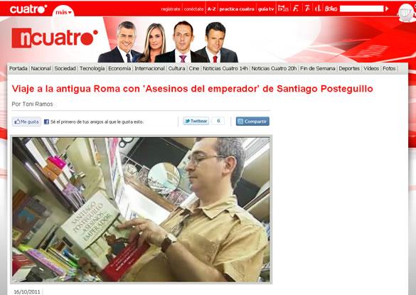 santiago_posteguillo_en_informativos_cuatro