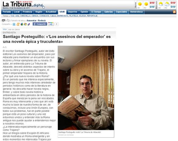 santiago_posteguillo_entrevista_la_tribuna_digital_albacete