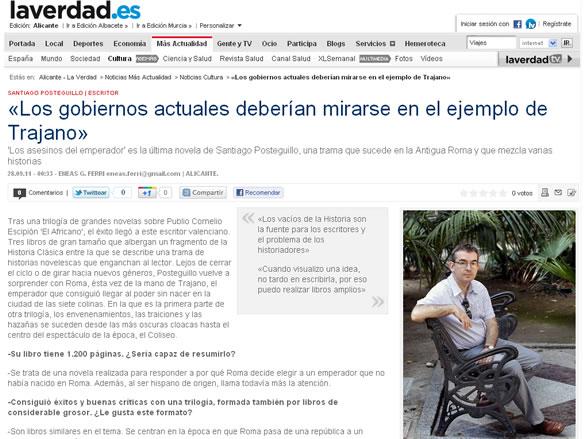 santiago_posteguillo_entrevista_la_verdad
