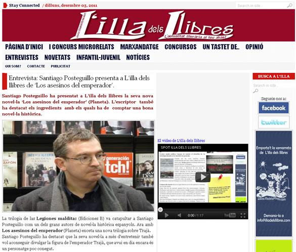 santiago_posteguillo_entrevista_lilla_dels_llibres