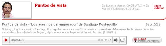 santiago_posteguillo_entrevista_radio_exterior_espana