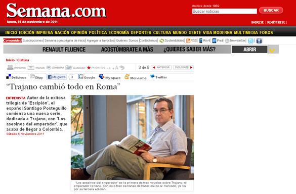 santiago_posteguillo_entrevista_semana