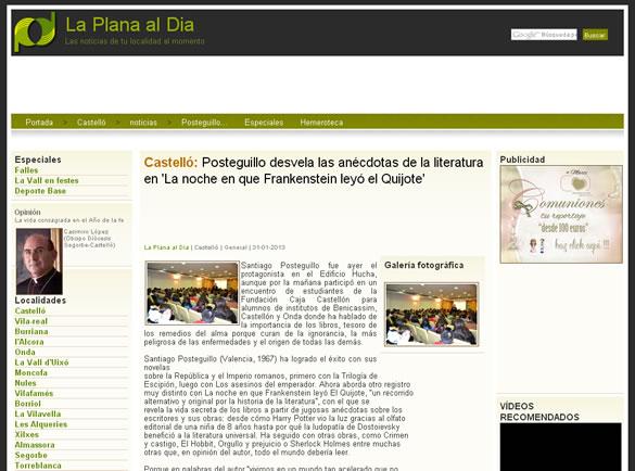 santiago_posteguillo_la-plana-al-dia