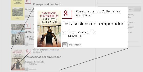 santiago_posteguillo_mas_vendidos_el_cultural