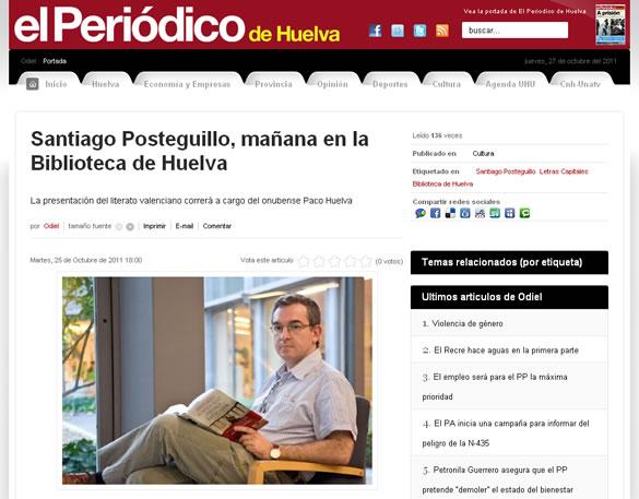 santiago_posteguillo_nota_el_periodico_huelva