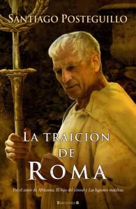 Portada de 'La traición de Roma'