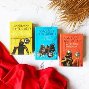Trilogía de Trajano formato bolsillo